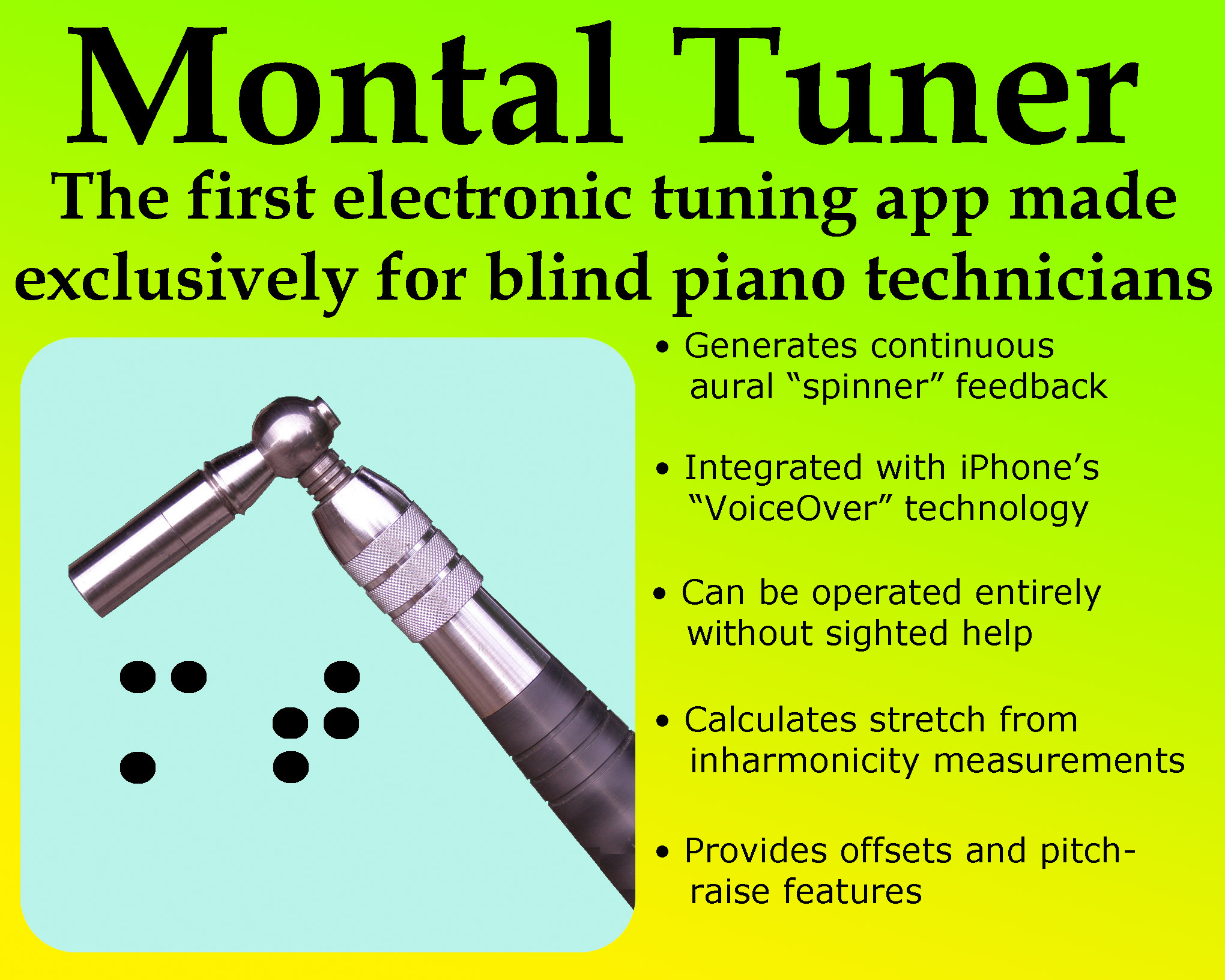 Montal Tuner icon